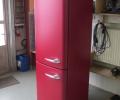 Kühlschrank Folierung - ein beeindruckendes Ergebnis