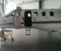 Flugzeug vorne